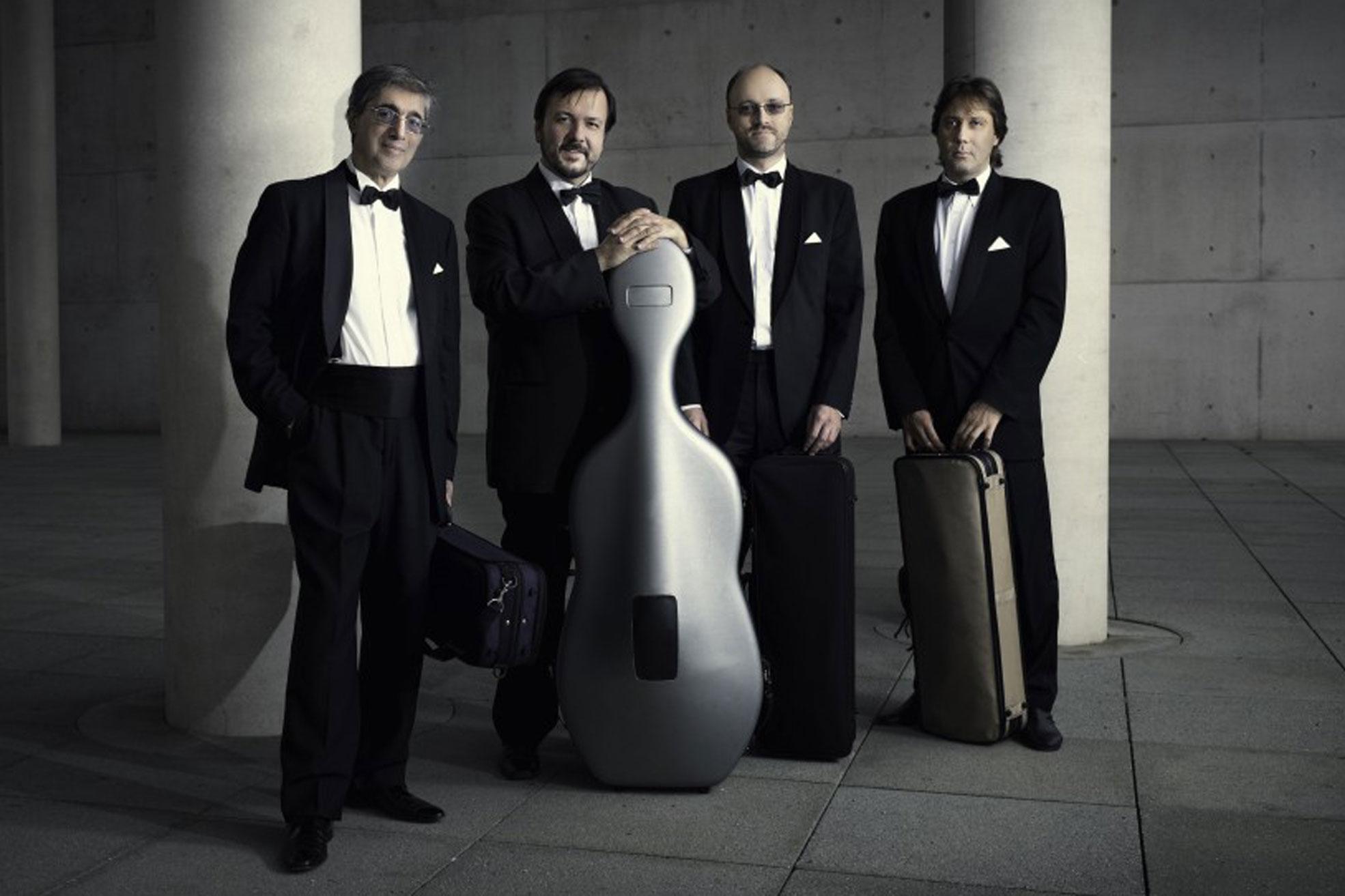 Opening Night – Borodin Quartet
