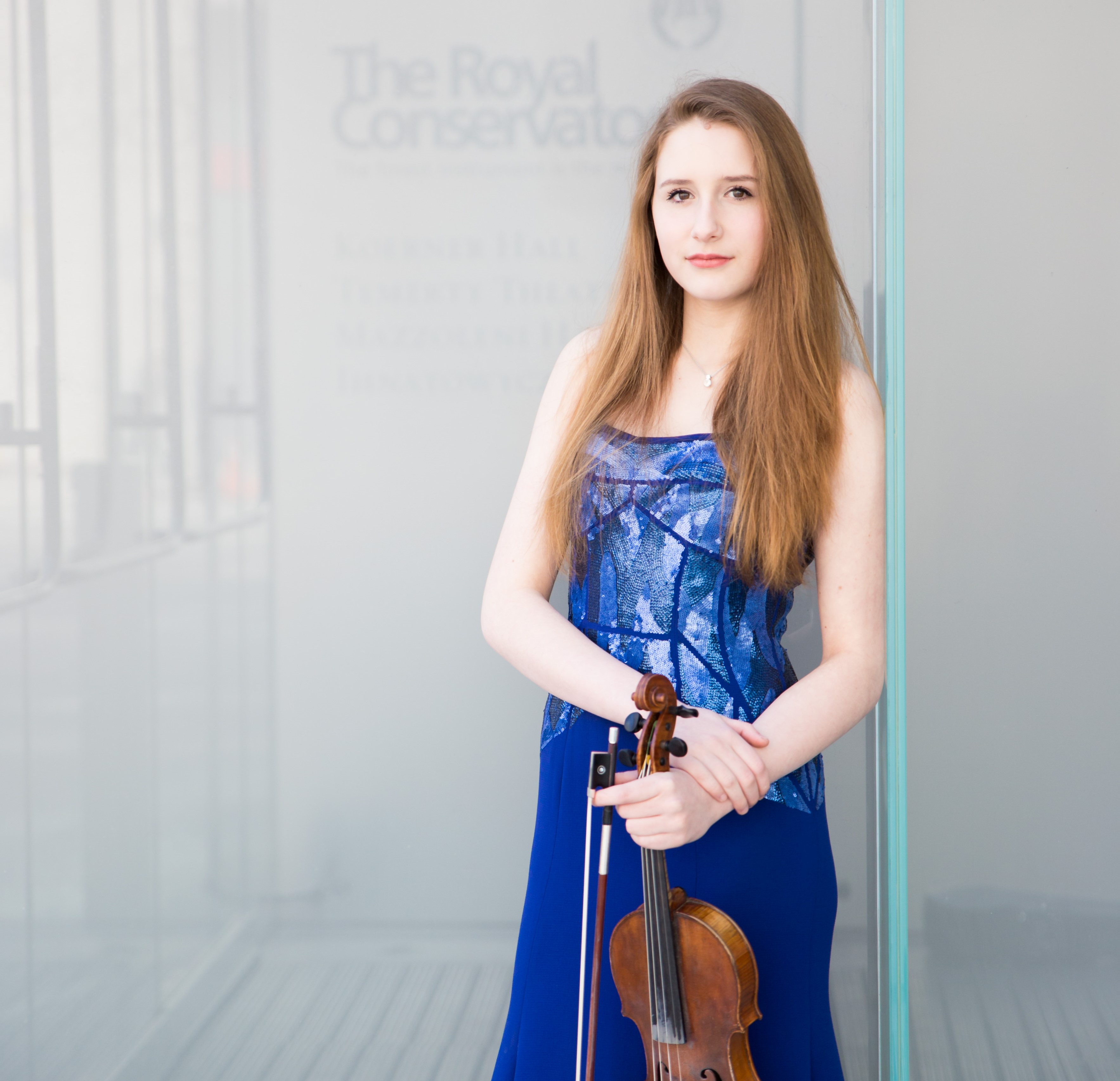 Violin Virtuosity from the Phil and Eli Taylor Performance Academy for Young Artists